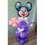 Мини Маус с цветочком