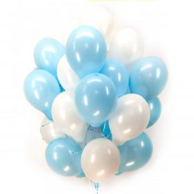 Облако шаров из 25 шаров